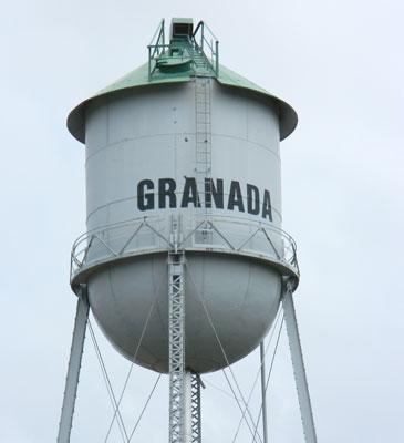 Granada-Water-Tower