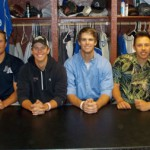 Six LCC Athletes Sign Letters of Intent