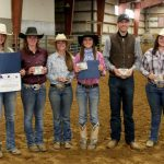 Equine Students Showcase Work, Compete for Scholarships