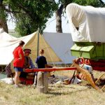 Living Historians at Bent's Old Fort