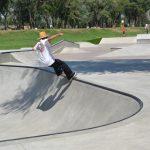 Wheels Skateboard Park Officially Opens
