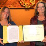 Former Park Service Superintendent Receives Major Award