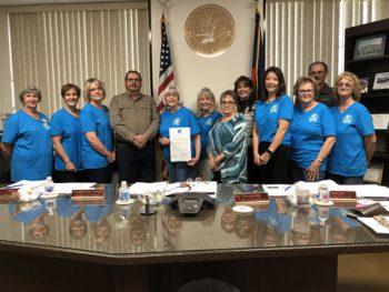 Zonta Club of Prowers County Celebrates Zonta International Centennial