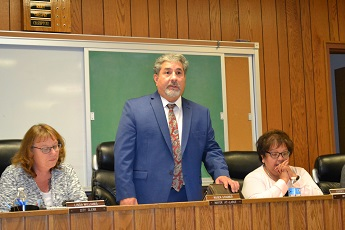 Meeting with the Mayor:  City Administrator Search