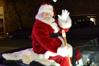 Lamar Chamber of Commerce, 2020 Parade of Lights