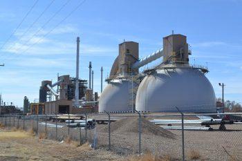 Lamar Light Plant Conducts Pole Repairs