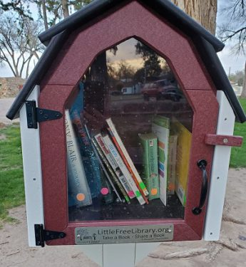 Give a Book, Get a Book-Tiny Libraries are a Big Idea